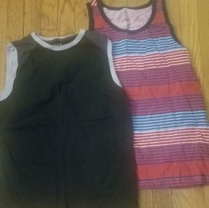 Two shirt BUNDLE (TankTops)